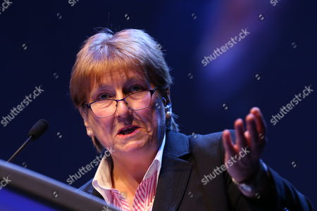 Editorial image of Scottish Conservative & Unionist Party Spring Conference, Day 1, SEC Armadillo, Glasgow, Scotland, UK - 03 Mar 2017