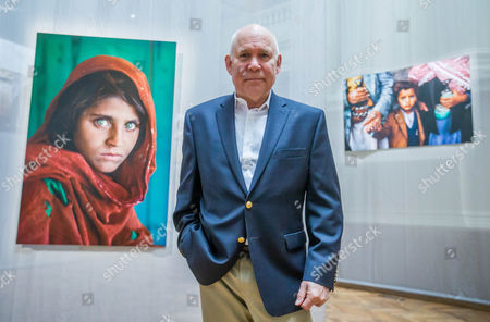 Stock Image of Steve McCurry