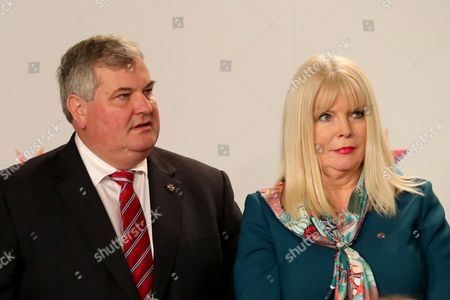Mark Price and Mary Mitchell O'Connor