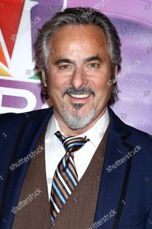 Stock Image of David Feherty