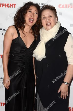 Sandra Oh and Amy Hill