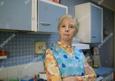 Stock Photo of Episode 3 - Ruth Sheen as Renee.