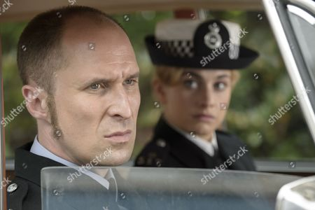 Episode 4 - Stefanie Martini as Jane Tennison and Andrew Brooke as Sergeant Harris.