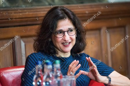 Dame Nemat Shafik - Economist, Former Deputy Governor of the Bank of England, and next Director of the London School of Economics