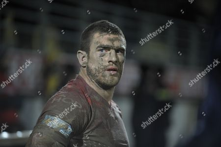 Catalan's Luke Burgess during the Rugby league, BETFRED SUPER LEAGUE game, round 3, Gilbert Brutus stadium Perpignan France, saturday march 4 th 2017, Dragons Catalans (Perpignan) vs Widnes Vikings - Credit photo : Pascal RODRIGUEZ/SIPA