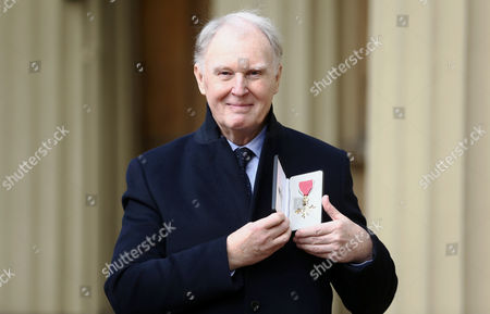 Editorial image of Investitures at Buckingham Palace, London, UK - 02 Mar 2017