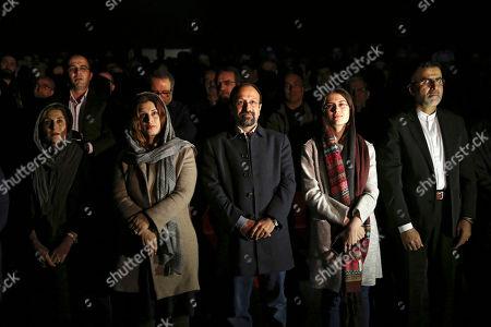 Editorial picture of Oscars, Tehran, Iran - 03 Mar 2017