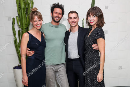Editorial photo of Equinox Cycle for Survival dinner, Los Angeles, USA - 02 Mar 2017