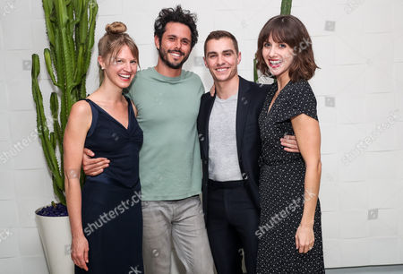 Stock Picture of Ashleigh Parsons, Ari Taymor, Dave Franco, Alison Brie