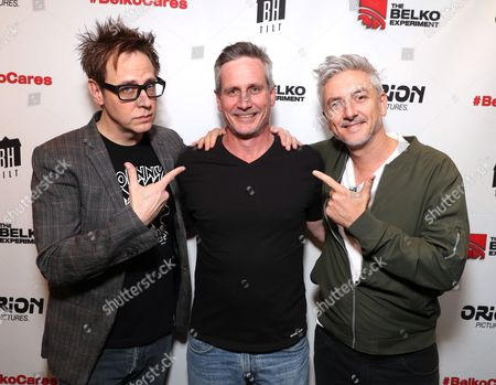 James Gunn, John Hegeman, Greg McLean