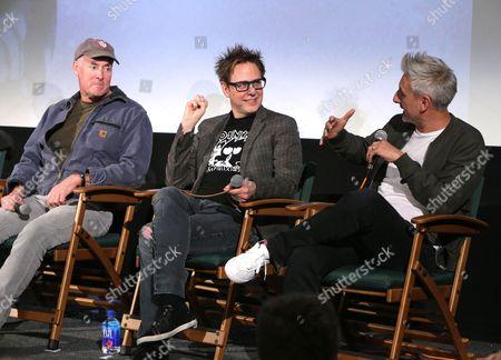 John C. McGinley, James Gunn, Greg McLean