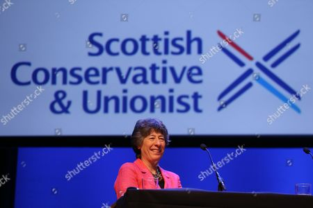 Liz Smith MSP