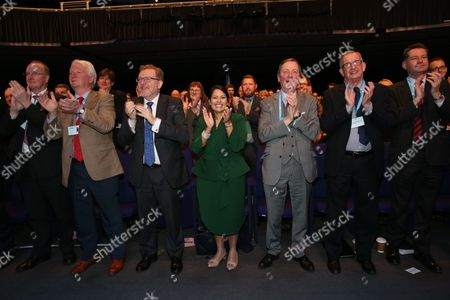 Editorial image of Scottish Conservative & Unionist Party Spring Conference, Day 2, SEC Armadillo, Glasgow, Scotland, UK - 04 Mar 2017
