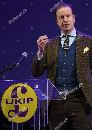 UK Independence Party conference, UKIP, Matthew Brown (UKIP Wiltshire)