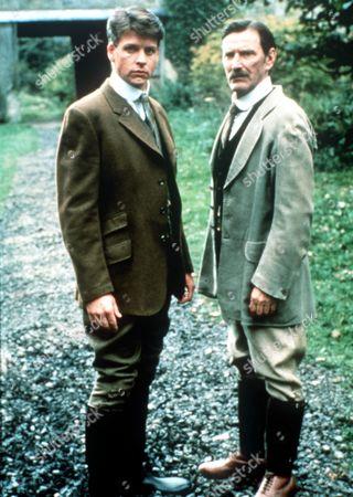 'The Cinder Path'  - TV - 1994 - Lloyd  Owen ( Charlie MacFell ) and Tom Bell ( Edward  MacFell).