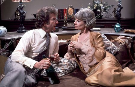 'Almost A Vision' TV - 1976 - Keith Barron and Jill Bennett.