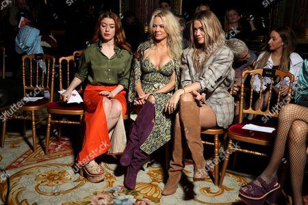 Editorial image of Vivienne Westwood show, Autumn Winter 2017, Paris Fashion Week, France - 04 Mar 2017