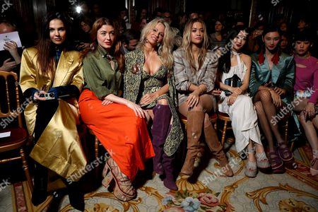 Editorial picture of Vivienne Westwood show, Autumn Winter 2017, Paris Fashion Week, France - 04 Mar 2017
