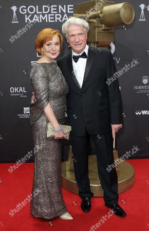 Juergen Prochnow and Verena Wengler