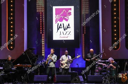 Editorial photo of Java Jazz Festival in Jakarta, Indonesia - 05 Mar 2017