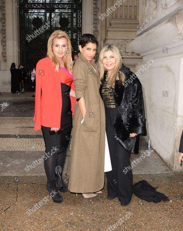 Aisha Al Thani, Princess Deena Abdulaziz, Ingie Chalhoub