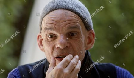 Stock Photo of Denis Lavant