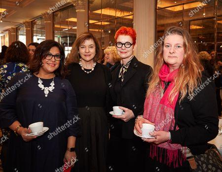 Editorial photo of HeForShe UN Women Creative Breakfast, London, UK - 04 Mar 2017