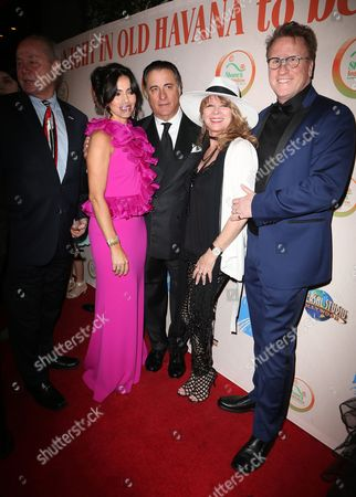 Editorial picture of Shane's Inspiration 16th Annual Gala: 'A Night in Havana', Hollywood, Los Angeles, USA - 04 Mar 2017