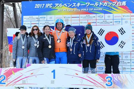 Editorial photo of Alpine Skiing World Cup, Hakuba, Japan - 05 Mar 2017