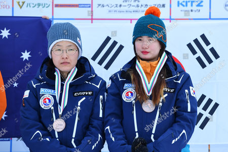 Editorial image of Alpine Skiing World Cup, Hakuba, Japan - 05 Mar 2017