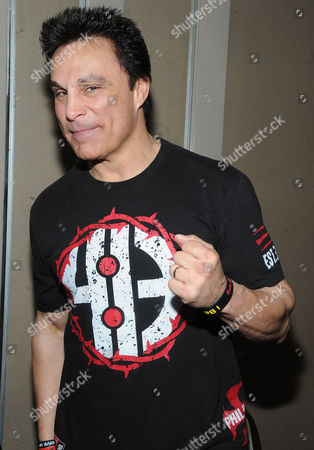 Editorial image of Wrestling's 'Big Event', Laguardia Plaza, New York, USA - 04 Mar 2017