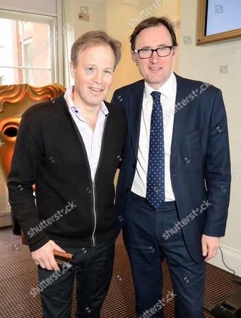 Tom Bradby and James Landale