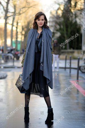 Stock Photo of Heloise Giraud