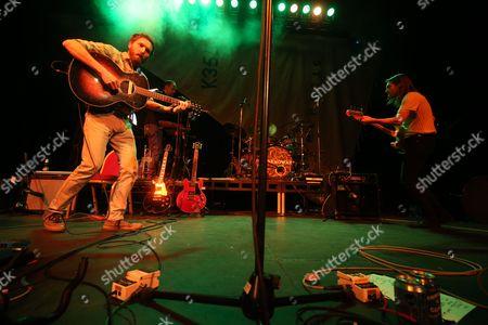 Stornoway - Brian Briggs, Jon Ouin and Oli Steadman