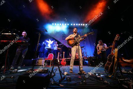 Stornoway - Jon Ouin, Susie Attwood, Tom Hodgson, Brian Briggs and Oli Steadman