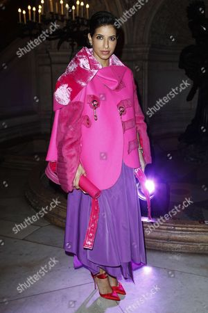 Princess Deena Aljuhani Abdulaziz in the front row