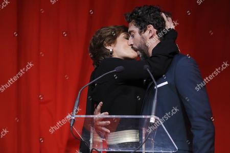 Editorial picture of Fotogramas de Plata awards gala in Madrid, Spain - 06 Mar 2017