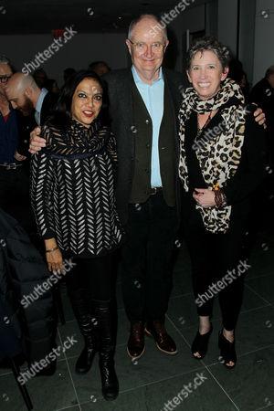 Mira Nair, Jim Broadbent, Beth Rudin DeWoody