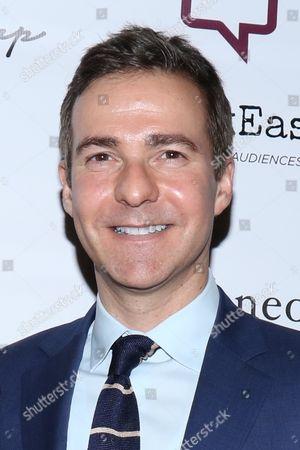 David Ebershoff, author