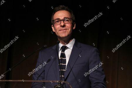 Stock Picture of David Ebershoff, author