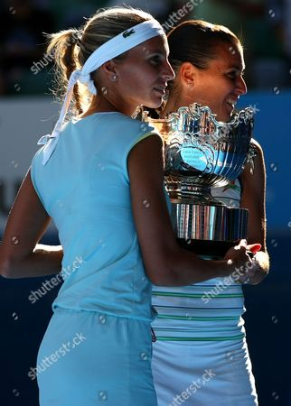 Editorial photo of Australian Open Day Twelve - 28 Jan 2011