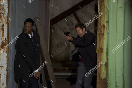 Stock Picture of Arnold Pinnock, Eric McCormack