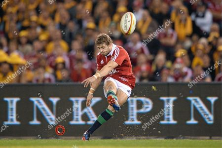 British and Irish Lions Leigh Halfpenny Misses A Last Minute Penalty Uk Sales Only Australia Melbourne