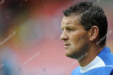 Player Coach Dean Windass of Darlington
