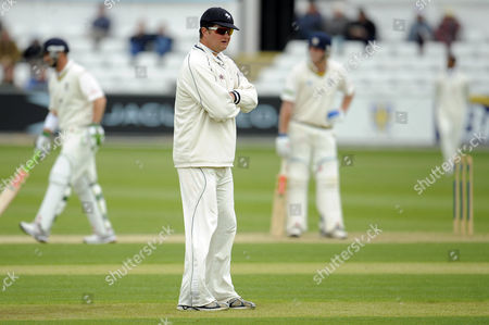 Stock Photo of Robert Key of Kent Ccc United Kingdom Durham