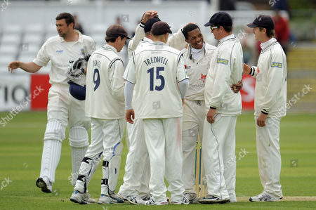 Editorial image of Durham V Kent - 25 May 2010