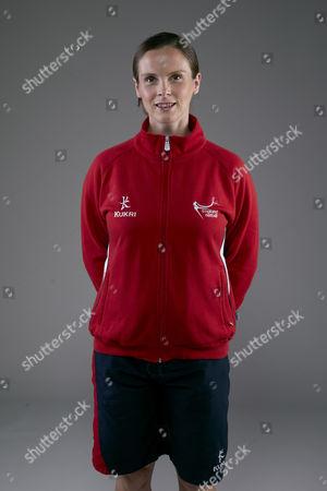 Karen Atkinson Senior Technical Coach of England Netball