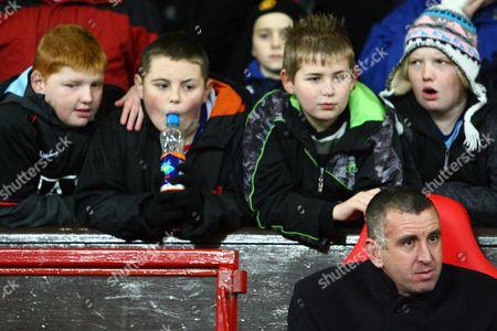 Editorial photo of Manchester United V Blackburn Rovers - 03 Dec 2008