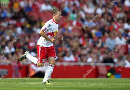 John Rooney of New York Red Bulls United Kingdom London