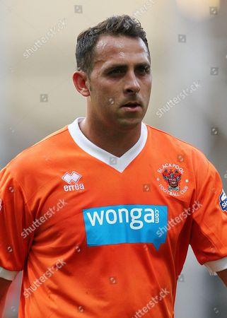Editorial picture of Preston North End V Blackpool - 05 Aug 2013